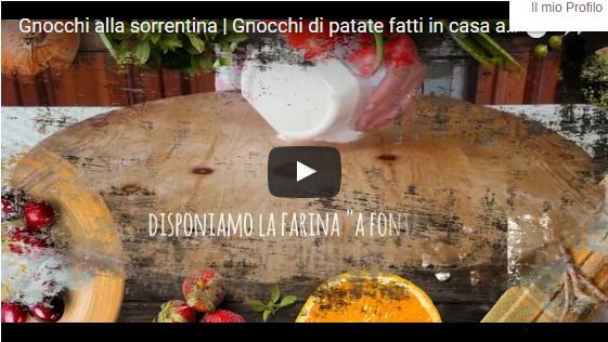 Ricetta gnocchi di patate, al tegamino fatti in casa con mozzarella e parmigiano, ricetta di nonna Teresa